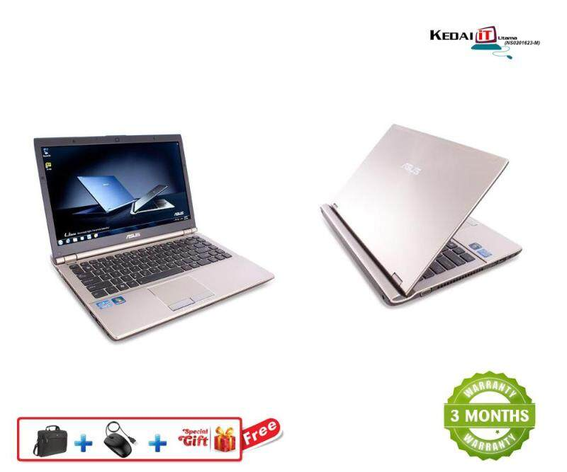 Laptop Asus i5 - 4GB RAM WebCam DvD 3 Months Warranty Malaysia