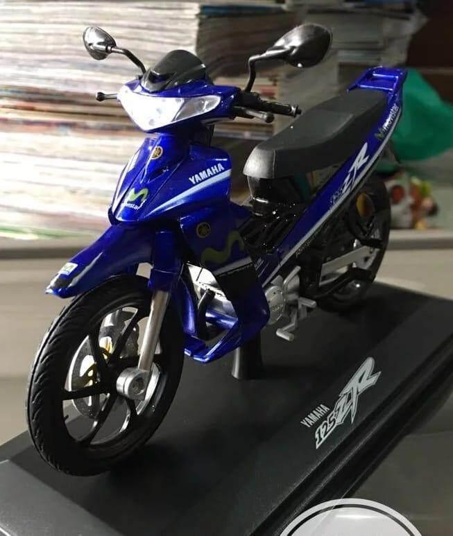 Yamaha 125zr Standard Bikes Price In Malaysia Best Yamaha 125zr