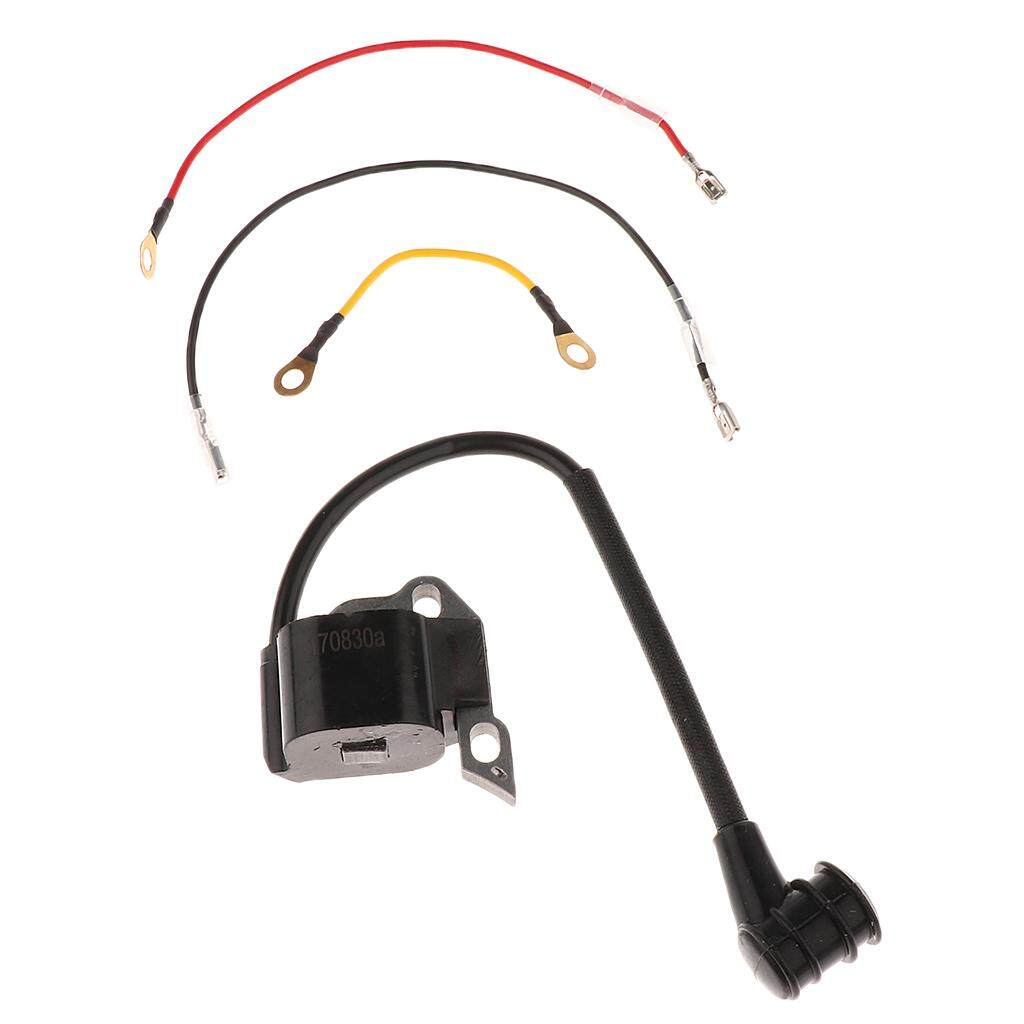 Buy Sell Cheapest Magideal Chainsaw Rear Best Quality Product Stihl Ms 441 Diagram 028 Carburetor 025 Ignition Coil Spark Head Plug Kit For Ms210 230 250