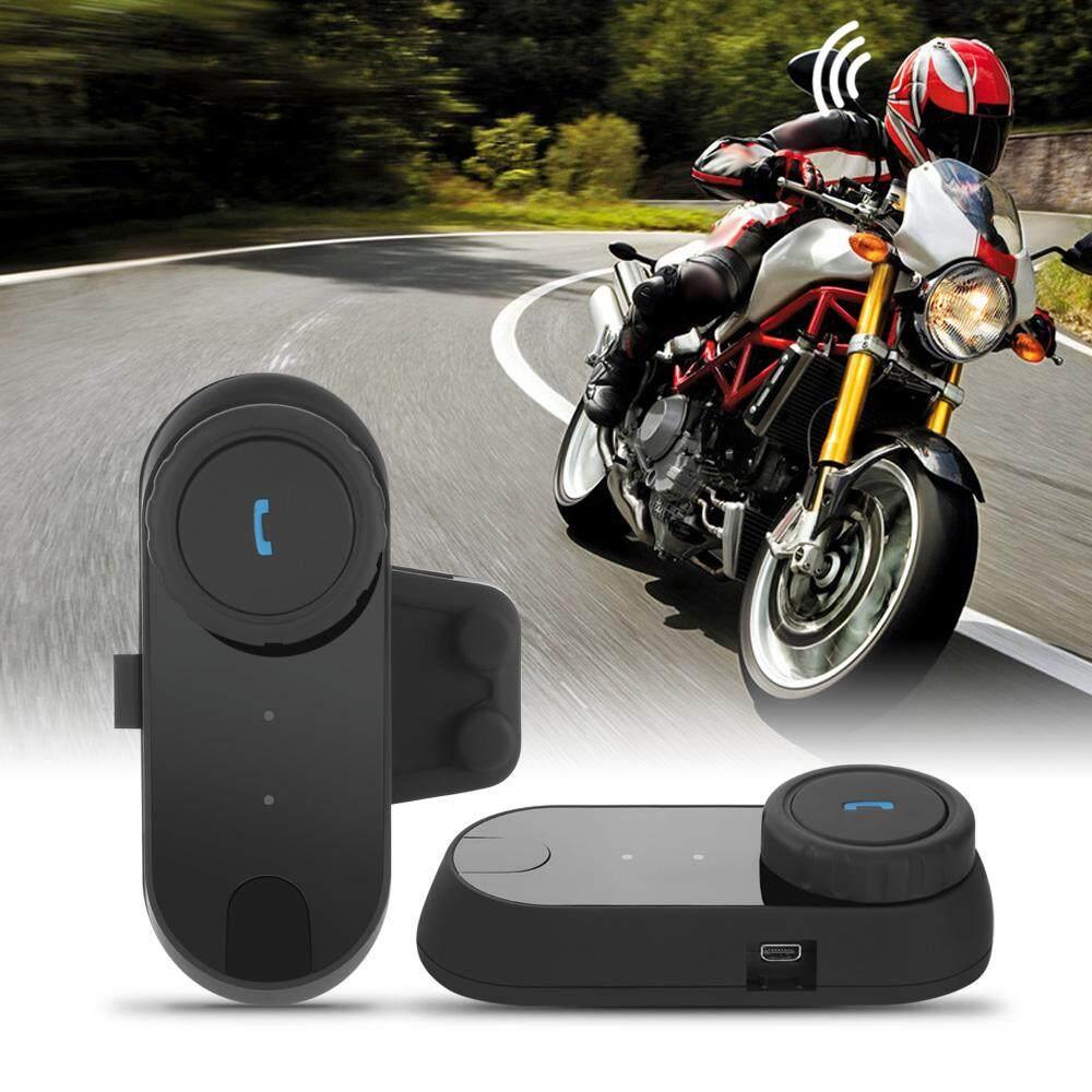 Freedconn Tcom - 02 Motorcycle Communication Kit Helmet Bluetooth Headset - Intl By Intelligent Time.