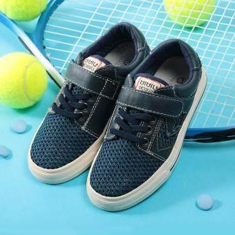 Pencarian Termurah Bibiwo Sepatu anak 2018 Musim Semi dan Musim Gugur model baru Anak laki-laki sepatu olahraga Pijakan empuk sepatu lapisan tunggal Gaya ...