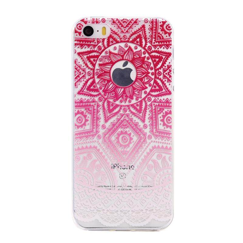 Perfect for iPhone SE 5SE 5 5S Back Case Ultra Slim Fit Transparent Soft TPU Phone