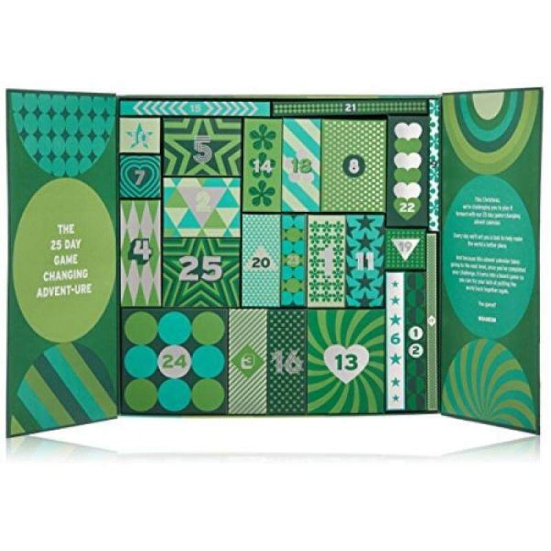 Buy The Body Shop Premium Selection Advent Calendar, 24pc Gift Set of Feel-Good, Cruelty-Free, 100% Vegetarian Skincare, Body Care and Makeup Treats - intl Singapore