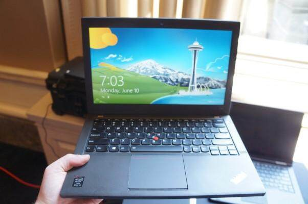 [USED] [1YEAR WARRANTY] [NEW CASING] LENOVO THINKPAD  X240 - I7 vPro / 4GB RAM / 500GB HDD / HD IPS DISPLAY / W10PRO Malaysia