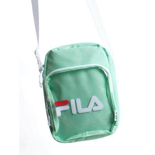 FILA CLEAR POCKET SHOULDER BAG FM2100 SHOULDER BAG CLEAR POCKET MINT