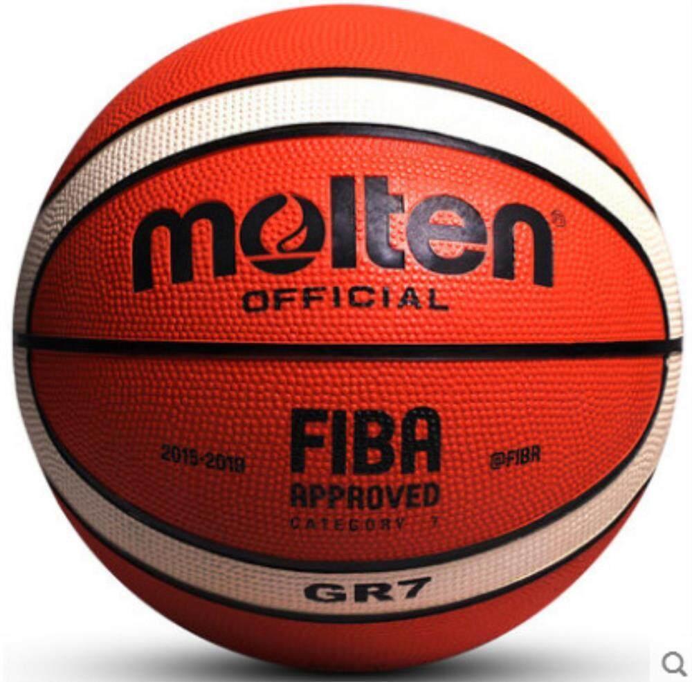 Genuine Molten Molten Rubber Basketball /6/7 Childrens Outdoor Training Wear Resisting Basketball By Fuyutrade.