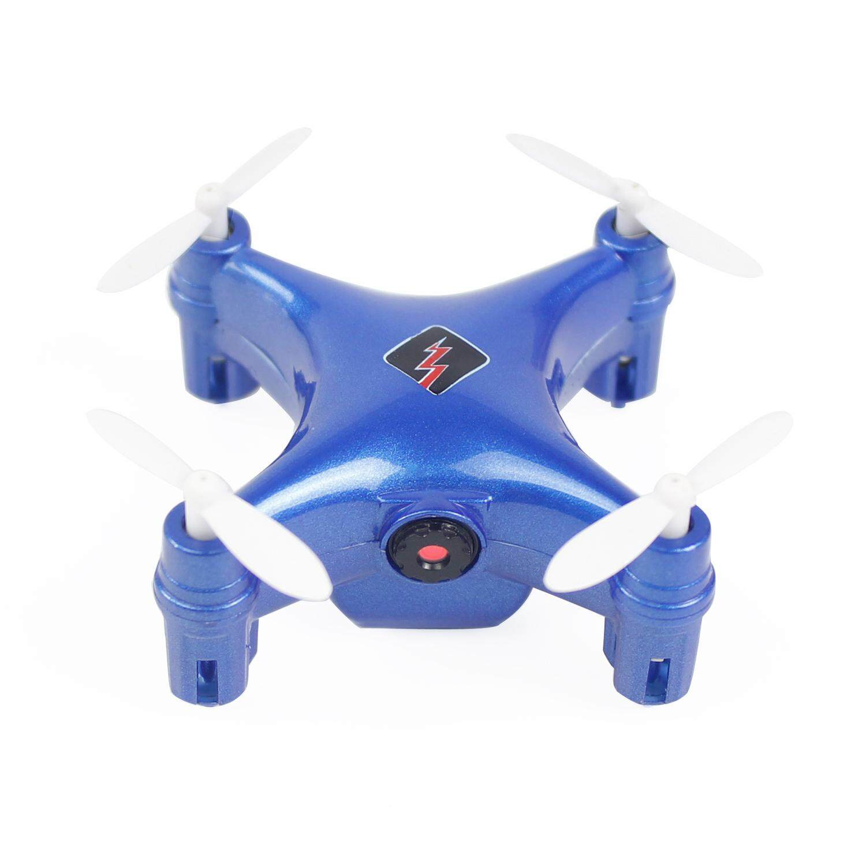 Wltoys Q343 Mini Wifi FPV dengan 0.3MP Kamera Altitude Hold Mode 2.4G 4CH 6 Drone Axis RC Drone