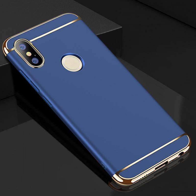For Huawei Nova 3i Case, Luxury 3 In 1 Case Ultra Slim Hard Cover Phone
