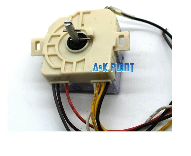 Washing Machine Spare Parts Semi- Automatic Timer 7Wire (Model 180Y)
