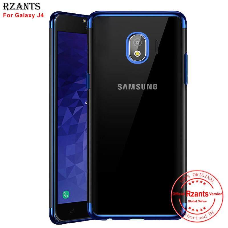 Fitur For Samsung Galaxy J4 2018 J400 Soft Tpu Silicone Bumper Ultra