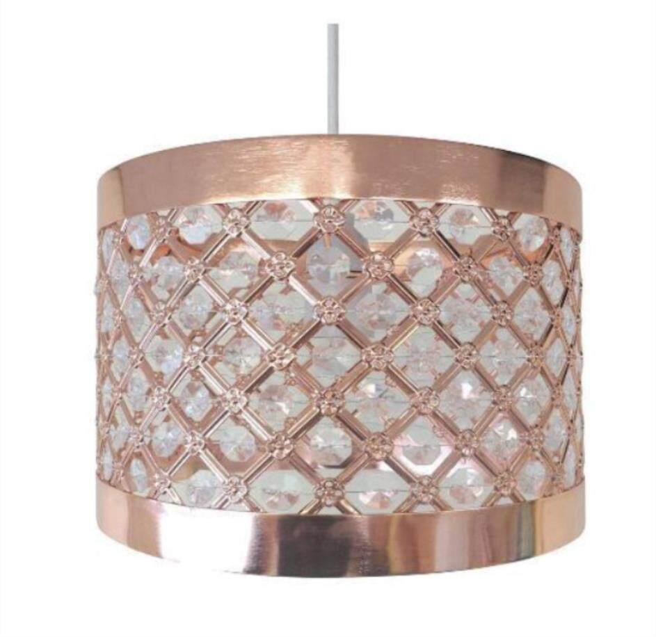 Simple Crystal Chandelier Pendant Light Ceiling Light - intl