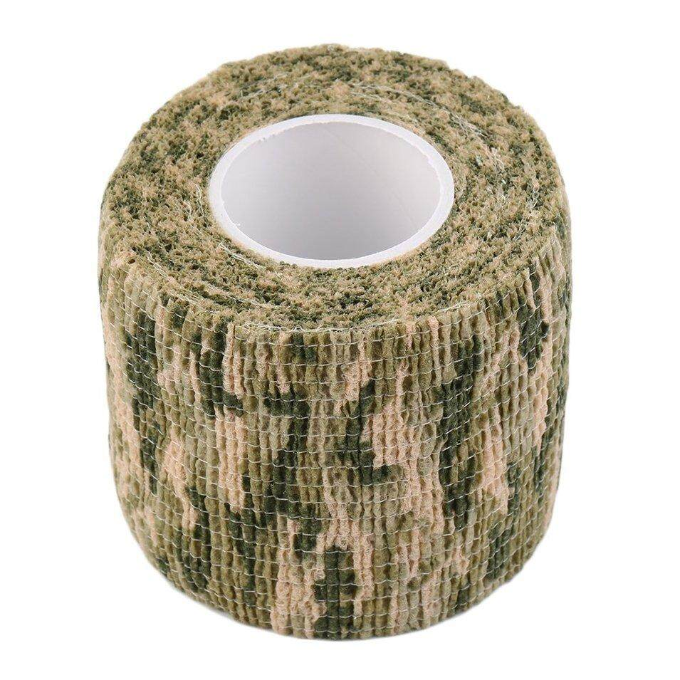 B-Life Camping Hunting Shooting Roll Men Army Adhesive Camouflage Tape Stealth Wrap By Beautiful-Life.