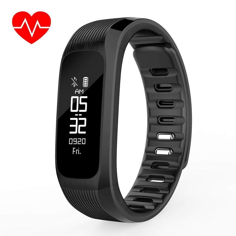 Os กันน้ำ Usb สมาร์ทสร้อยข้อมือ Heart Rate เครื่องวัดความดันโลหิต Sleep Tracker สุขภาพกิจกรรมขี่จักรยานกีฬา Wri.