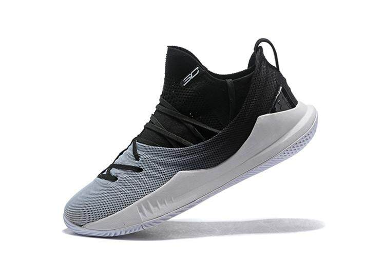 9d25ef45e68 Under Armour Resmi Stephen Curry Curry 5 Low Top Pria Basketaball Sepatu SC  Penjualan Global (