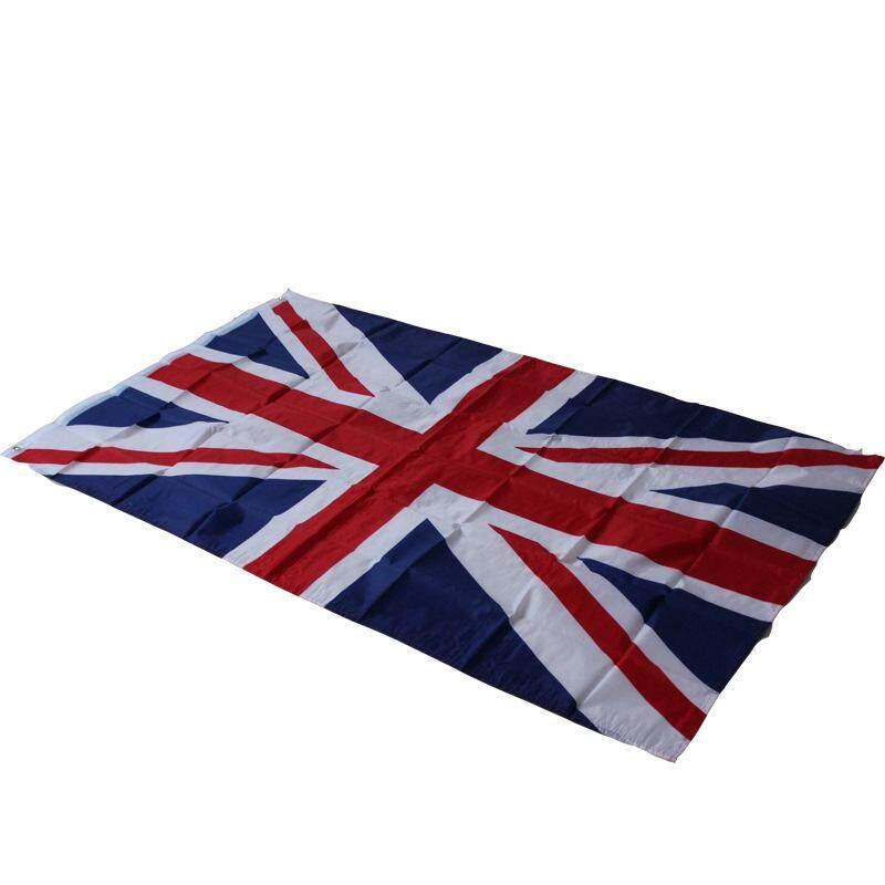 ... Bendera Kerajaan Inggris Poliester Bendera Banner untuk Dekorasi Rumah Festival-Intl - 3 ...
