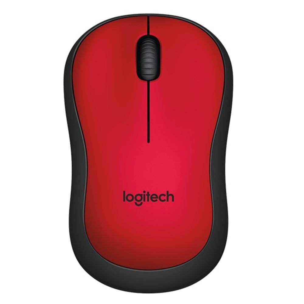 Logitech Prolink Fantech Padless Mouse Gaming Wireless Keyboard Laptop Acer 4736 4741 4739 4349 4738 4253 3810 M221 Silent Red