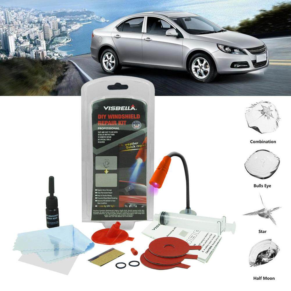Ryt Diy Visbella Windshield Repair Kit Car Window Repair Polishing Windscreen Glass Renwal Tools Auto Scratch Chip Crack Restore Fix By Ryder Yi Trading.