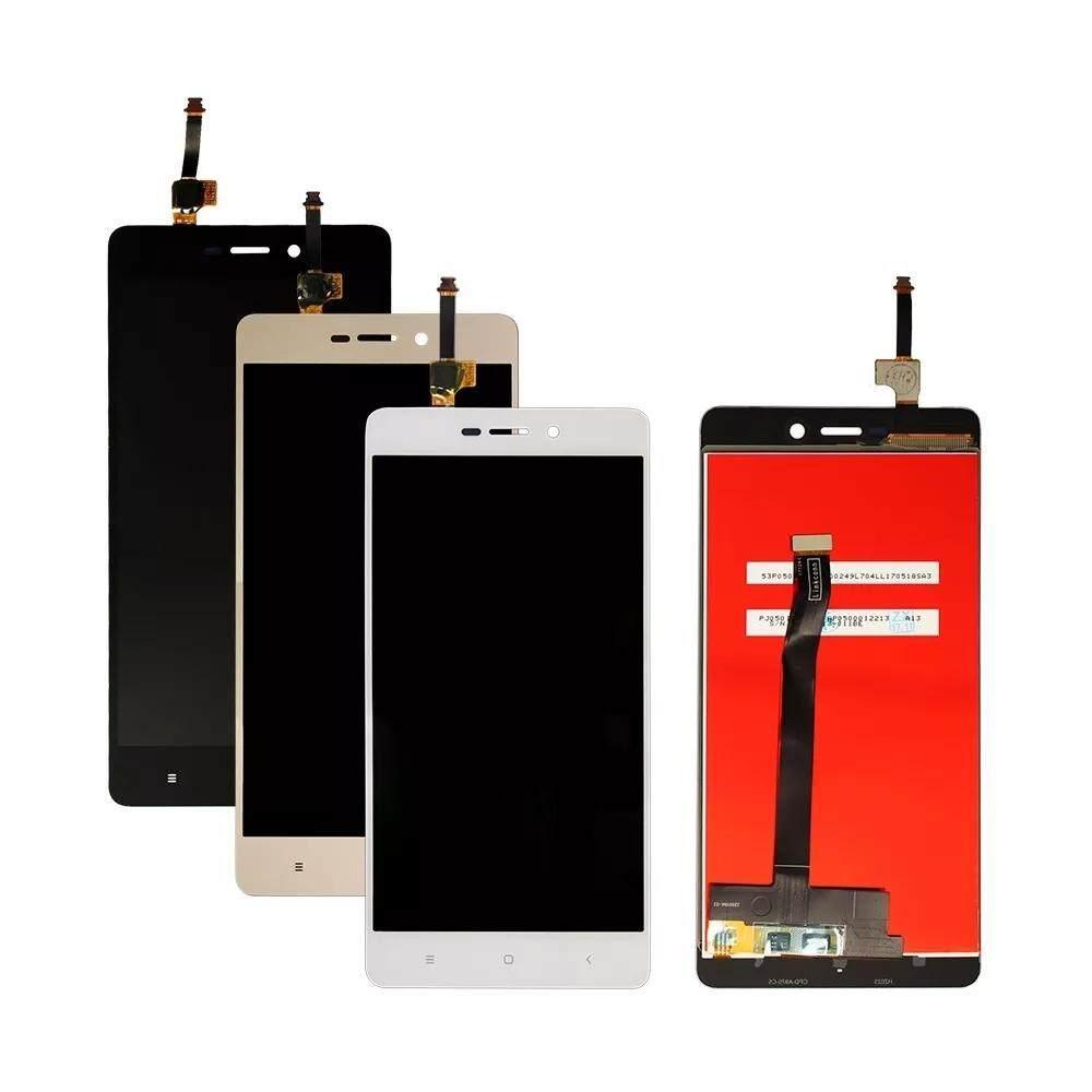 Asli untuk Xiaomi Redmi 3 3X3 S 3 Pro 3 S Pro 3 S Prime Layar LCD + Touch layar Digitalisasi Perakitan