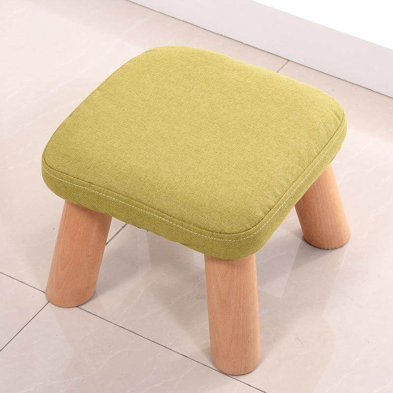 Childrens low stool, fashion sofa, simple shoe stool - intl