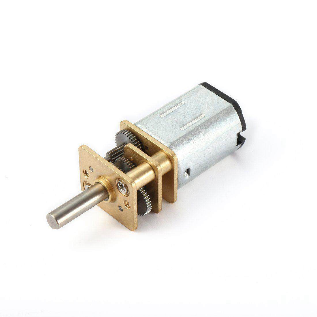 DC 6V 300RPM Micro-Speed Reduction Motor Mini Gear Box Motor with 2 Terminals for RC Car Robot Model DIY Engine Toy - intl