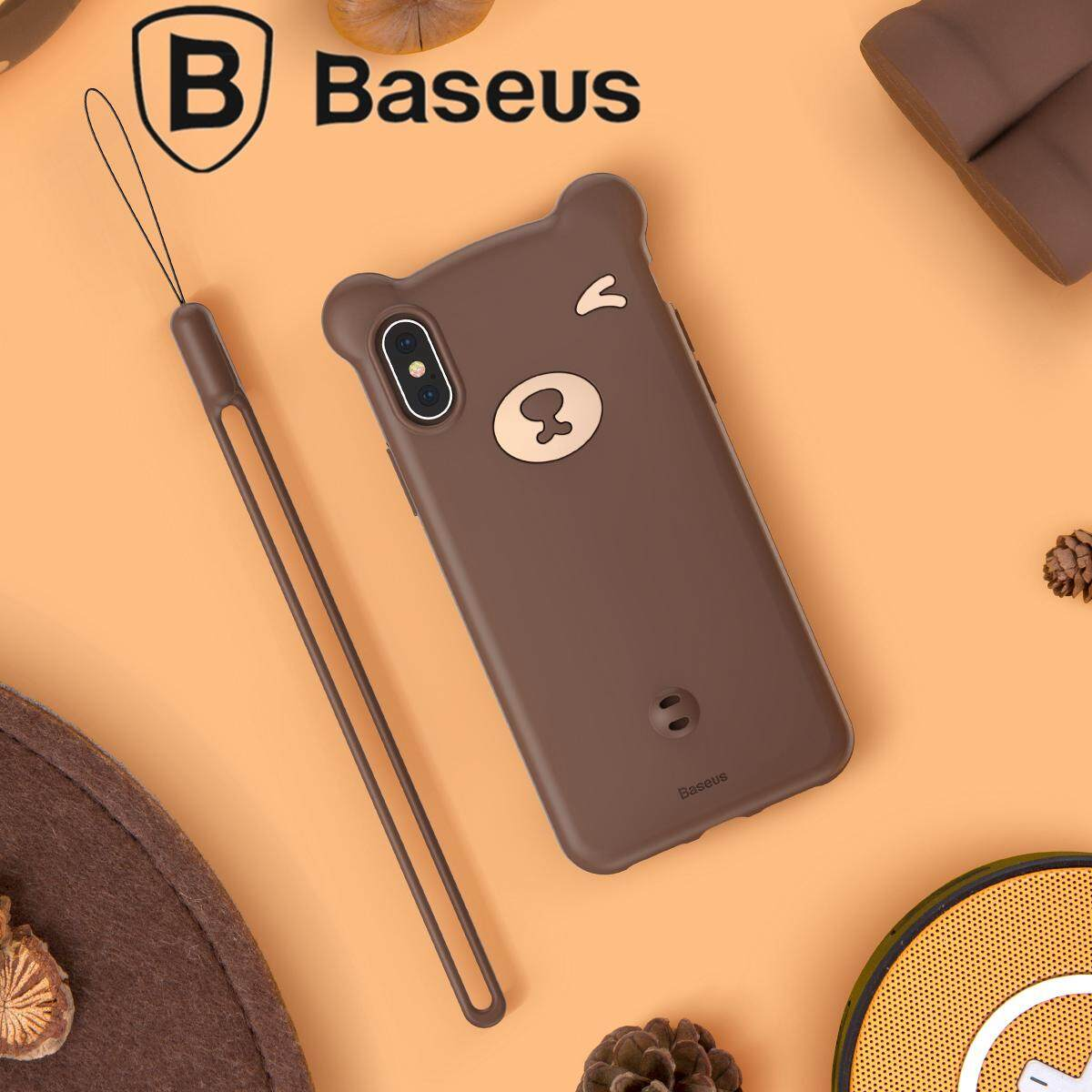 Latest Baseus Phone Cases Products Enjoy Huge Discounts Lazada Sg Simple Case Anti Shock Iphone 7 47 Soft Tpu