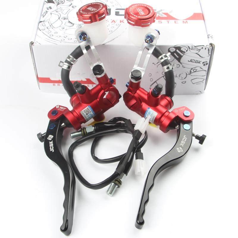 (satu Di Kiri) Motor Listrik Rem Modifikasi Pompa Jcgk Lurus Push Pompa Untuk Mengirim Rem Atas Pompa Dukungan Mobil Listrik Pompa Forging (merah Mengirim Saklar Daya) By Shi 9 Dan.