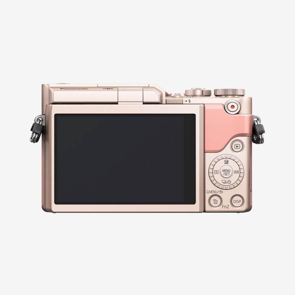 Fitur Panasonic Lumix Dc Gf10 Mirrorless Camera With 12 32mm Gf9 Kit G Vario F 35 56 Orange Lens H