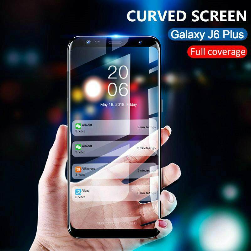 Fitur 3d Curved Tempered Glass Screen Protector Film For Samsung