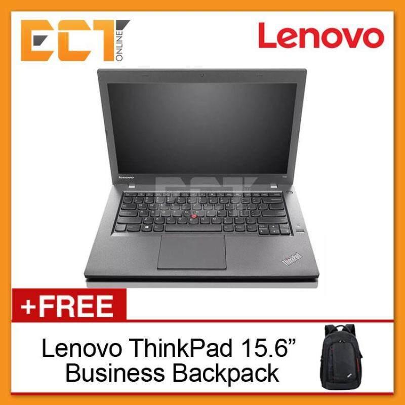 (Refurbished) Lenovo Thinkpad T440 Business Laptop (i5-4300U 2.90GHz,256GB SSD,4GB,14,W7P) Malaysia