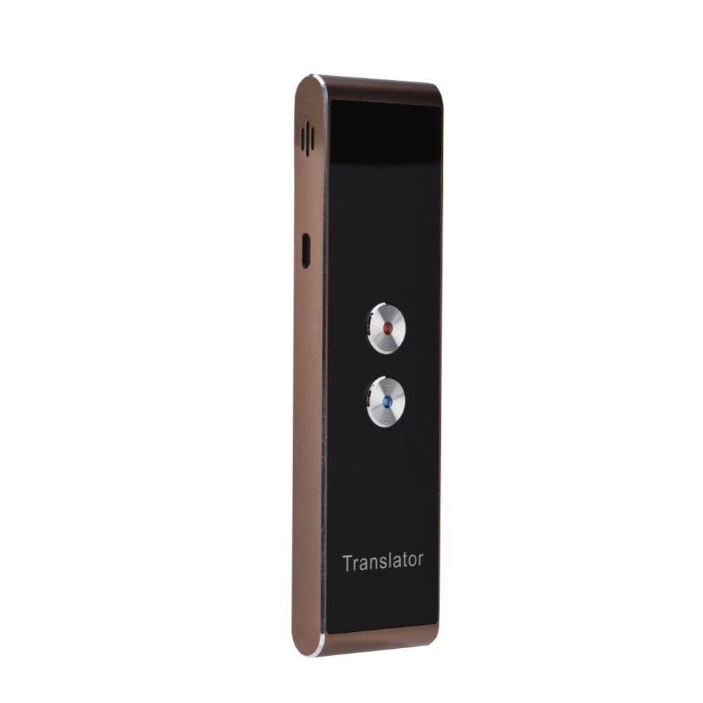 Justgogo Portable Smart Two-Way Real Time Multi-Language Voice Translator For Learning Travel Meeting - Intl By Justgogo.