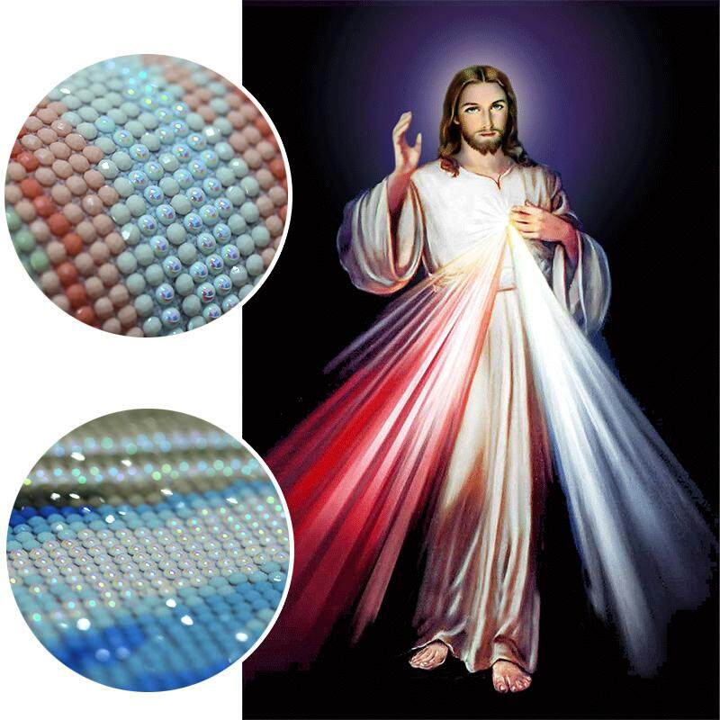 DIY 5d diamond painting jesus,religious icon,pearl painting,diamond embroidery pictures rhinestones,patchwork gift wall painting