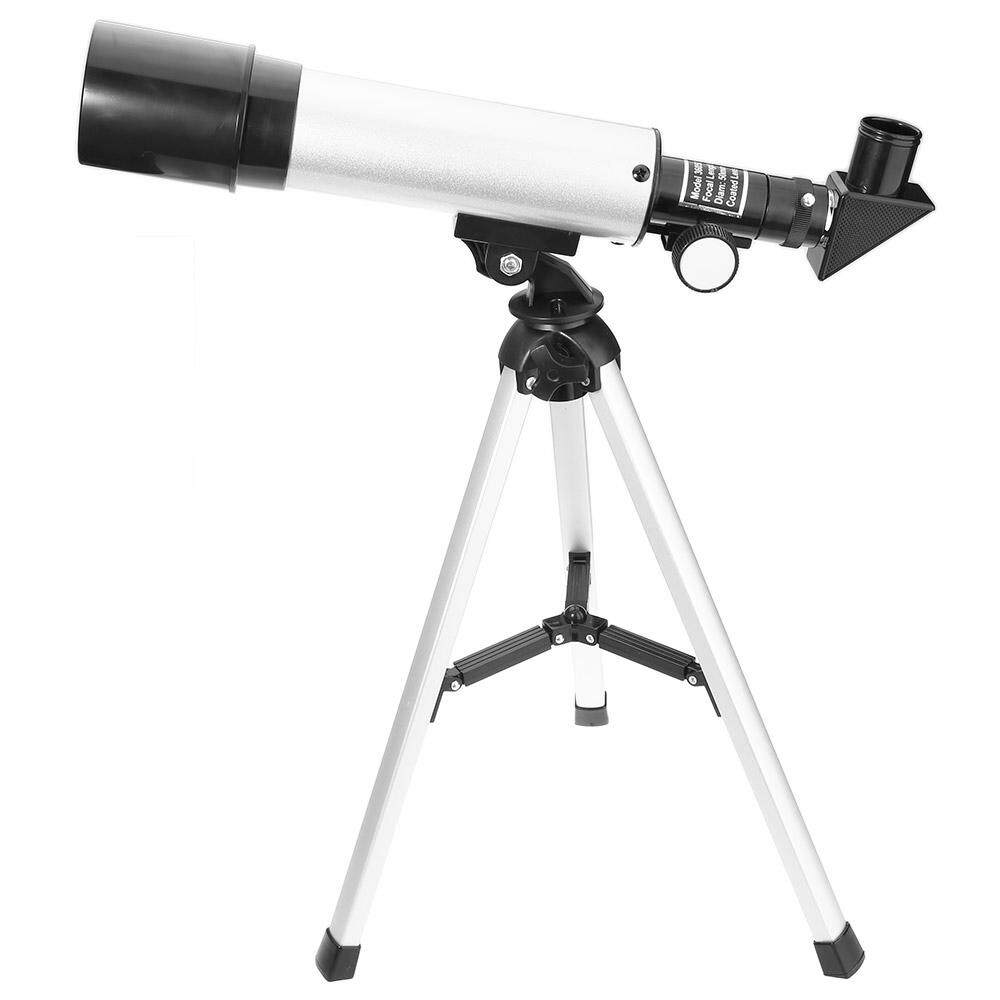 F36050m Luar Ruangan Bermata Satu Ruang Astronomical Lanskap Lensa dengan Portabel Tripod 360/50 Mm Teleskopik Teleskop untuk Pemula