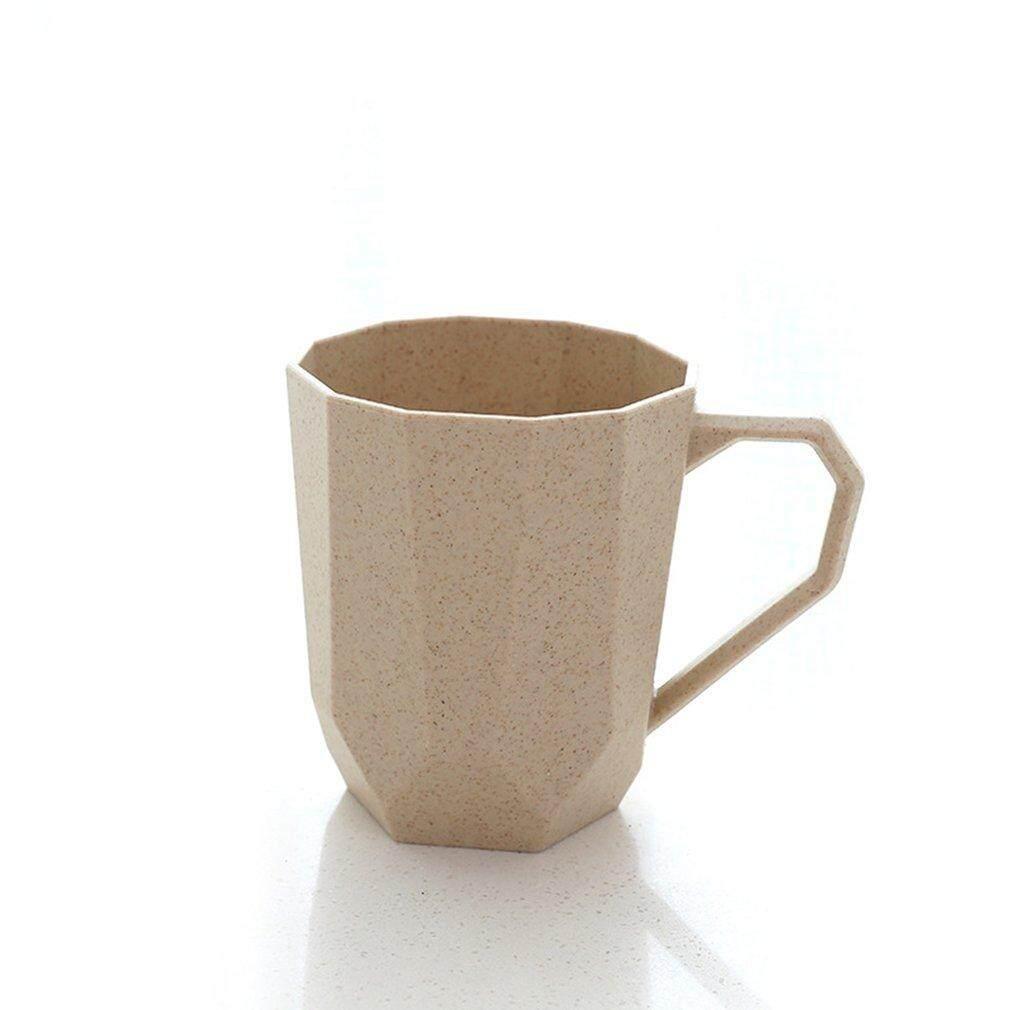 Best Seller Environmentally Friendly Wheat Straw Cup Mug