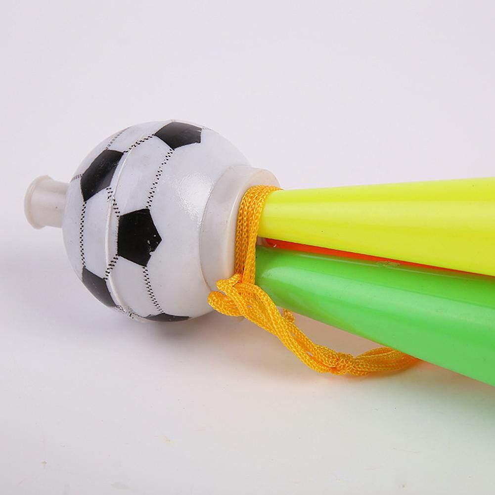 Fitur Mainan Yang Indah Penggemar Sepak Bola Plastik Terompet Penggembira Pesta Karnaval Olahraga Konser Piala Dunia Alat