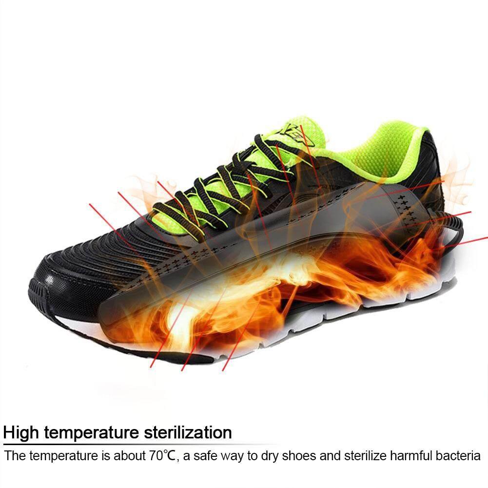 Portable Retractable Electric Sepatu Pengering Sepatu Bot Hangat Deodoran Sterilisasi Perangkat (220 .