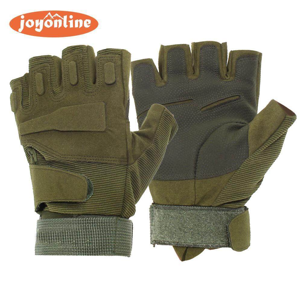 Outdoor Military Airsoft Hunting Paintball Cycling Army Tactical Gloves