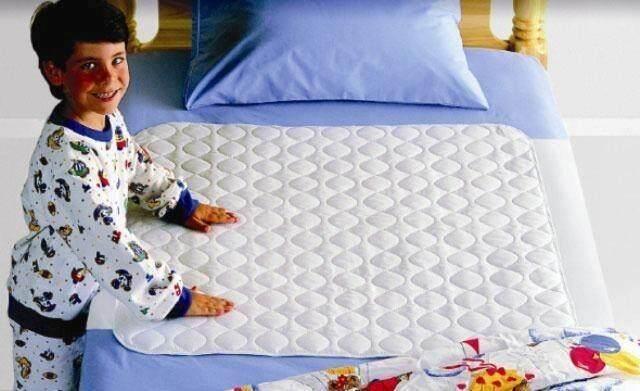 Attractive Waterproof Sheet Protector For Children Bed
