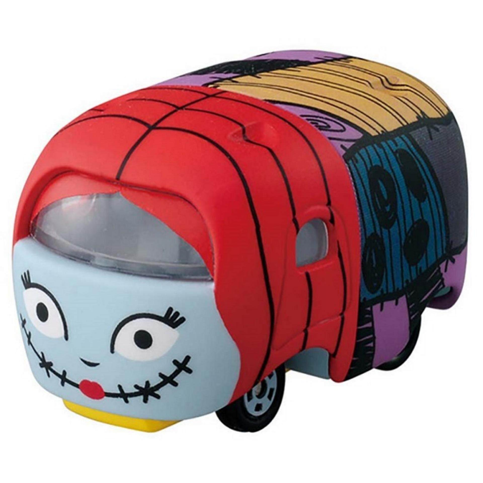 Disney Tsum Tsum Tomica Diecast Model Car - Nightmare Before Xmas-Sally Toys for boys