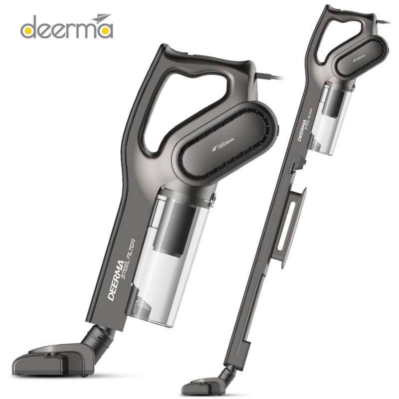 Deerma High power Modern Vacuum Cleaner 2in1 Portable/Handheld Slick design Vacuum DX700S - intl Singapore