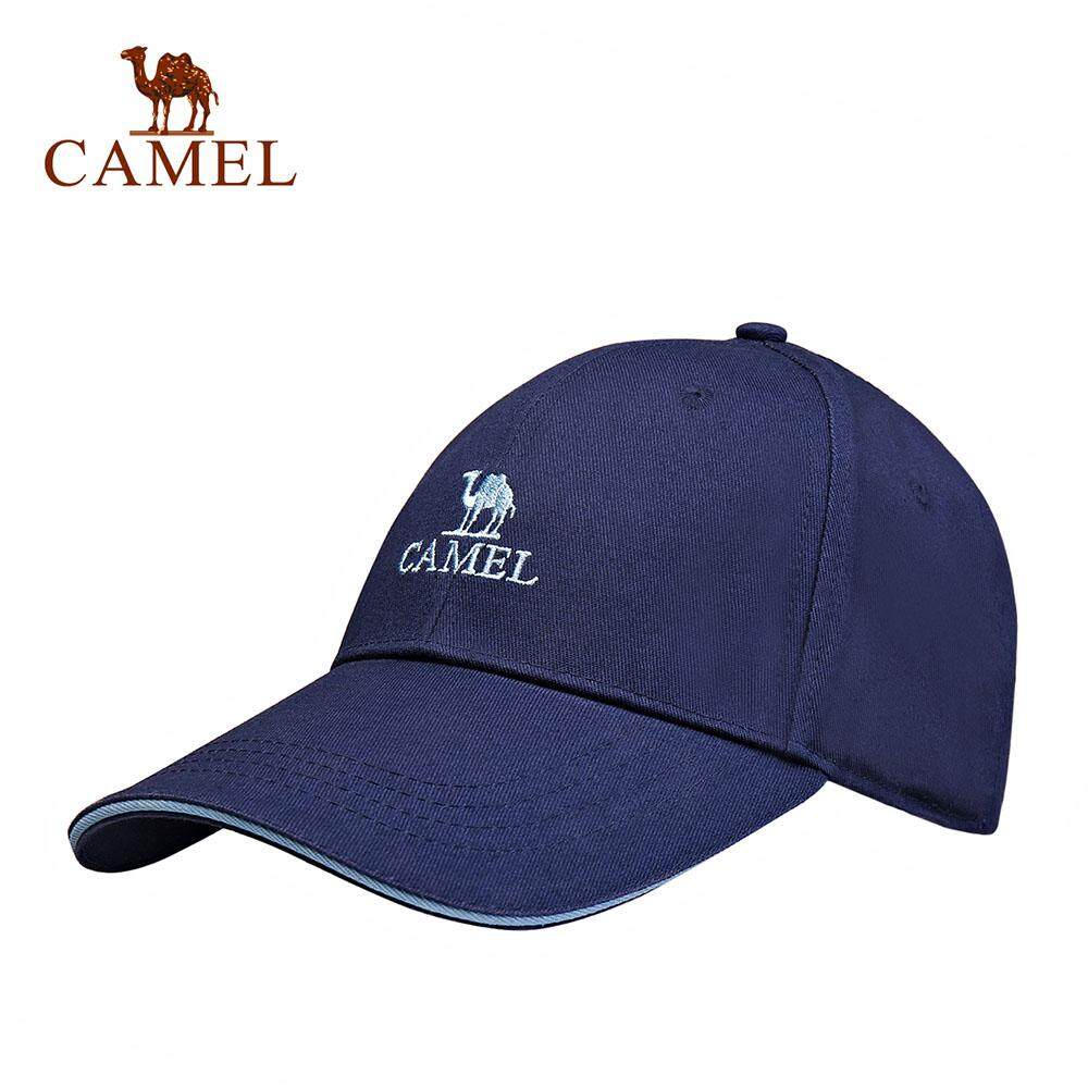 Camel Outdoor Baseball Cap Men And Women Windproof Breathable Picnic Visor Cap By Camel International.