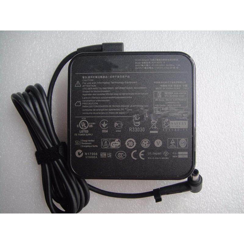 19V 4.74A 90W Adapter for X750 K53 K43E U56 K9 Compatible with ADP-90YD B - intl