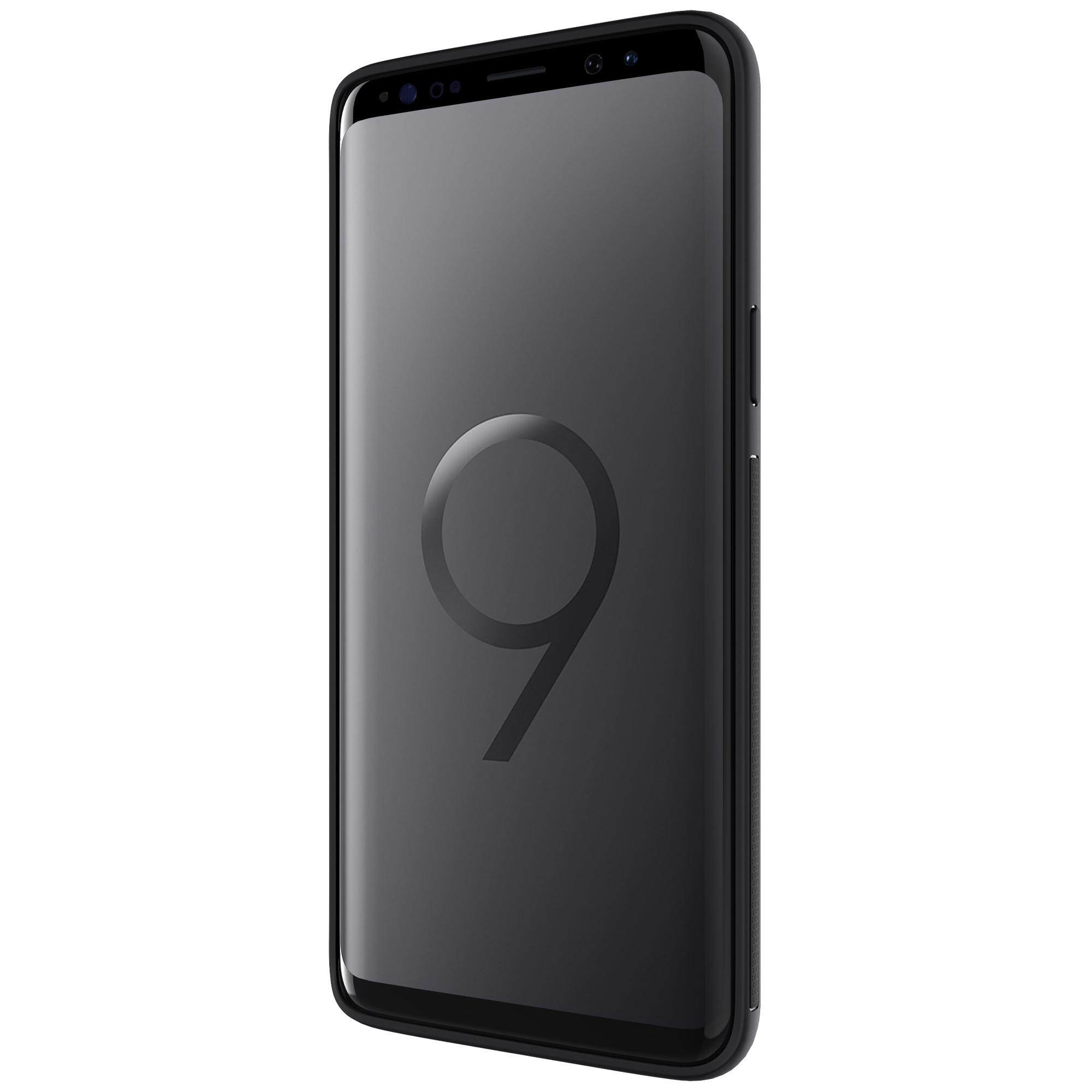 ... NILLKIN Magic Case for Samsung Samsung Galaxy S9+ G965 Brushed TPU Qi Wireless Charging Receiver Cover