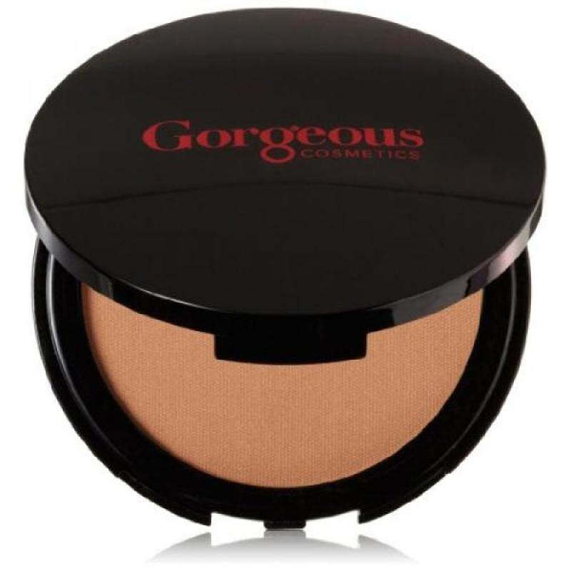 Buy Gorgeous Cosmetics Endless Summer Bronzing Powder, Matte Finish for Face and Body, Compact with Mirror, Highly Pigmented and Buildable, Shade ES-01 - intl Singapore