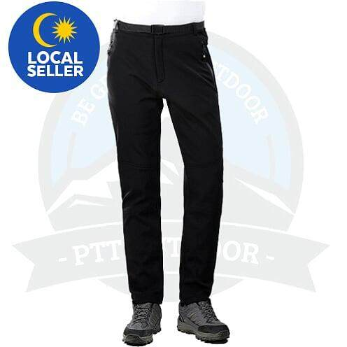 [ BEST SELLER ] Outdoorsports Hiking Pants Male Pants #6819 Hiking Pants For Men Outdoorsports Hiking Pants - Black