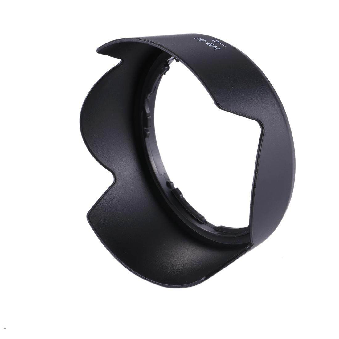 HB-69 Lens Hood Shade for Nikon Camera AF-S DX NIKKOR 18-55mm F3.5-5.6 G VR II Lens