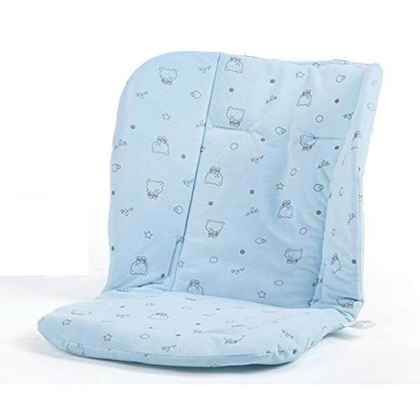 Topwon Bayi Stroller/Mobil Kursi/Kursi Tinggi/Pushchair Bantal Katun Bernapas Penggaris Alas Alas Sarung Pelindung (biru) -Internasional