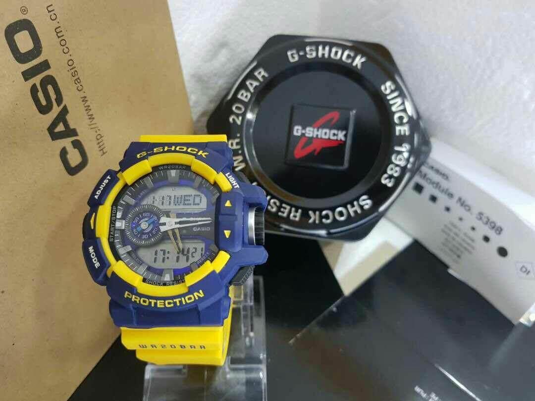 (C)(a)(s)(i)(o) (G)-(S)hock GWA-1100 Super Watch