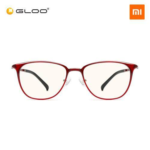 Xiaomi Mijia Original TS Computer Glasses UV400 Anti Blue Ray Fatigue (Red)