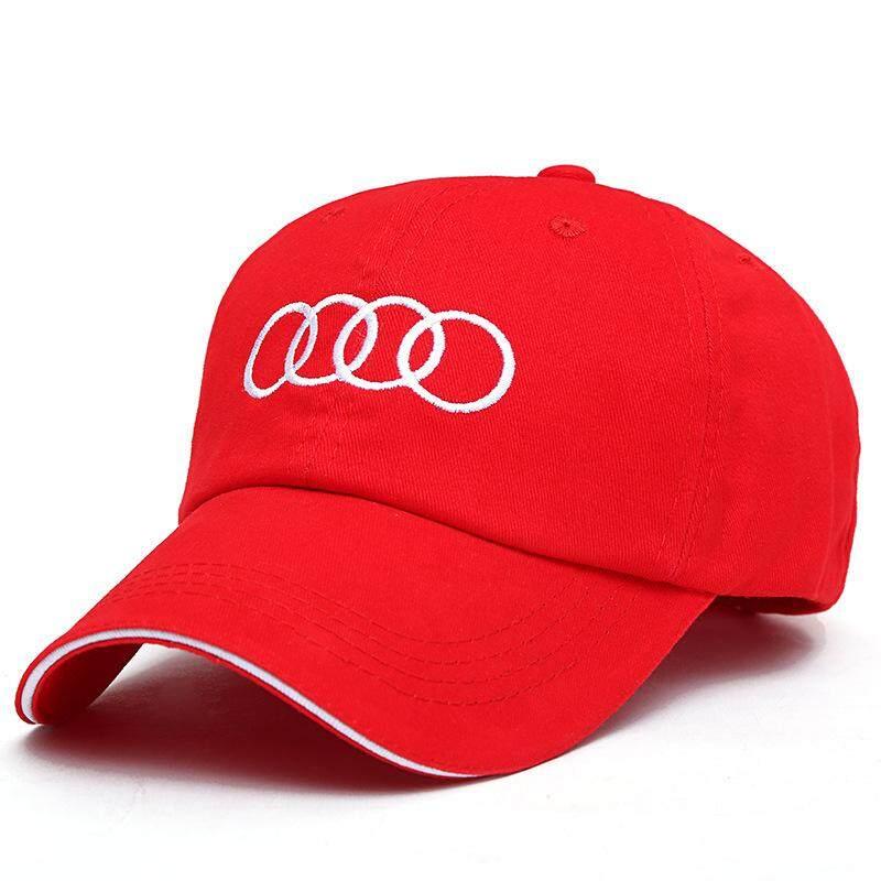 Audi 554 Hat Cotton Spring and Summer Cap Baseball Cap Unsex Hat - intl
