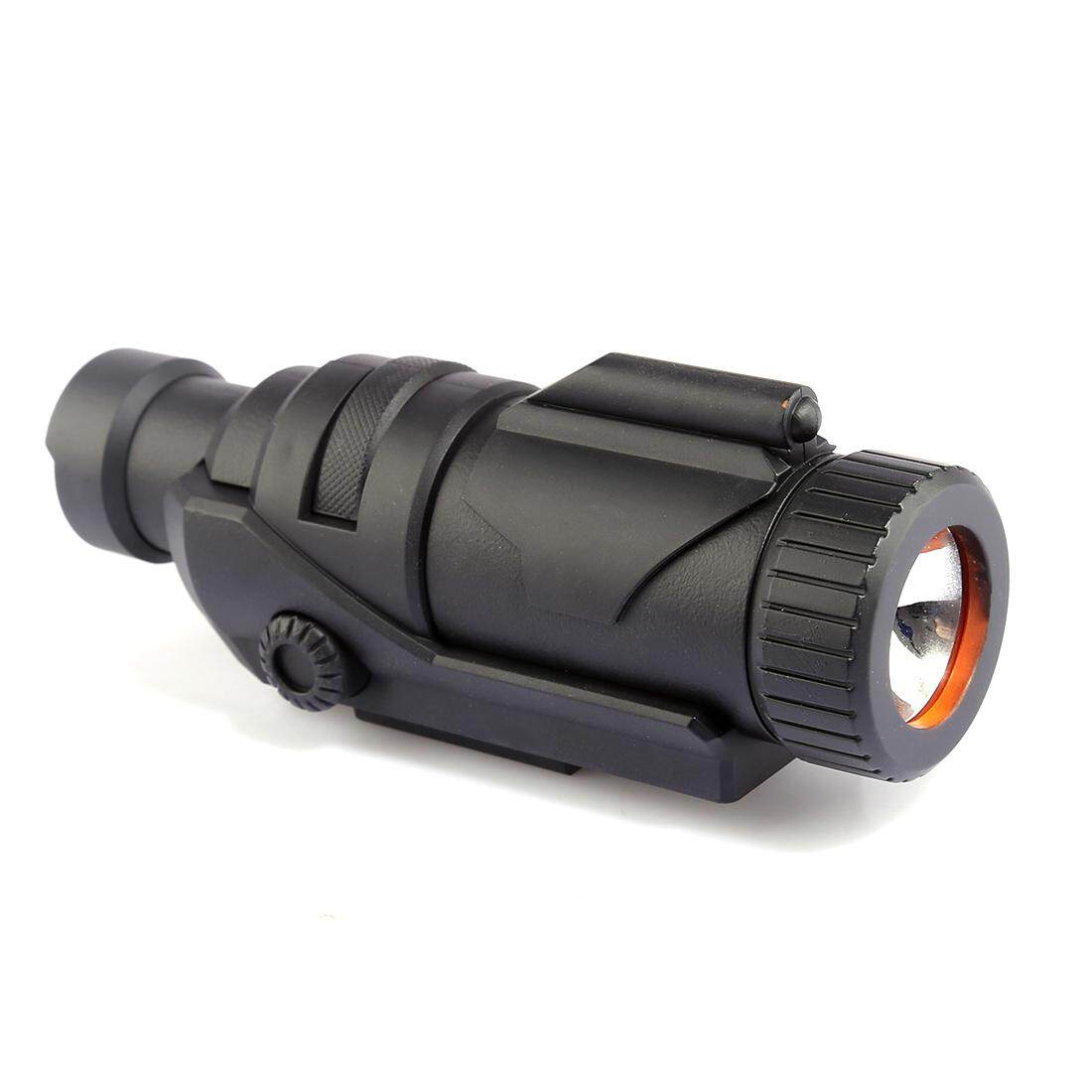 ... 360WISH Modified Part Tactical Flashlight for Nerf Elite Series - Black - 5
